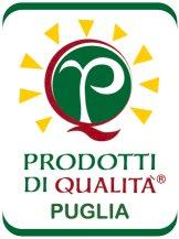 Logo prodotti di qualità Puglia